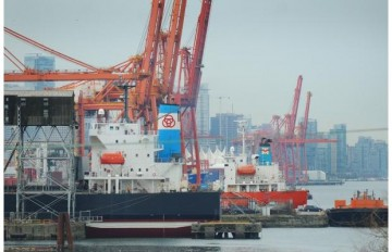 Scenario planning for Port Metro Vancouver